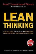 Lean Thinking: Cómo utilizar el pensamiento Lean para eliminar los despilfarros y crear valor en la empresa (Spanish Edition)