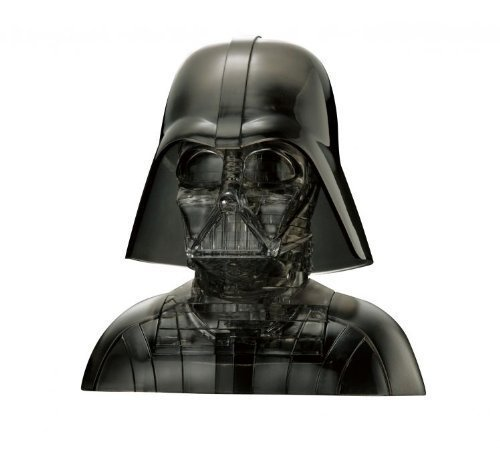 Crystal puzzle Darth Vader (japan import)