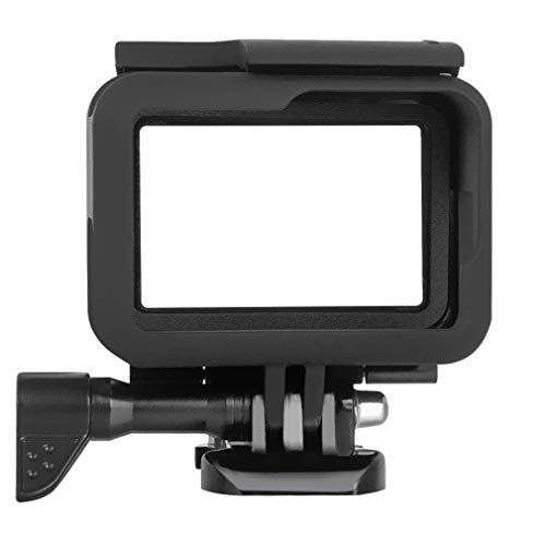 Base Montaje Frame Marco Lateral para GOPRO Hero7 Black Hero7 Silver Hero7 White Hero 2018 Hero 6 Hero 5 Action Camera