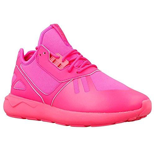 Sneaker Adidas Tubular Runner Kids Rosa 36 Rosso