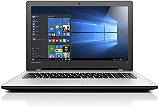 Lenovo ideapad300 80M300GUJP Windows10 Home 64bit Celeron Dual-Core 1.6GHz 4GB 500GB DVDスーパーマルチ 無線LANac/a/b/g/n webカメラ USB...