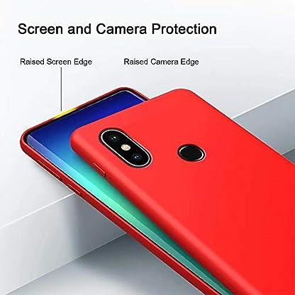 MUTOUREN-Kompatibel-mit-Xiaomi-Mi-9-Huelle