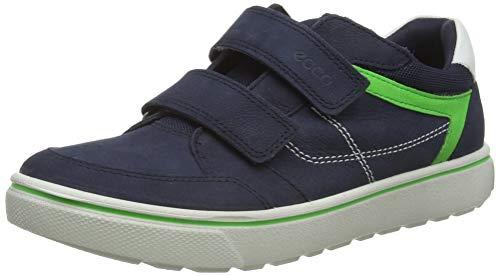 Ecco Jungen GLYDER Sneaker, Blau (Night Sky 2303), 35 EU