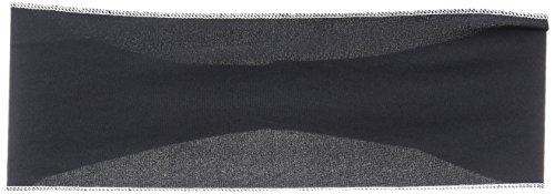 Under Armour Women's Boho Headband, Black (001)/White, One Size Fits All