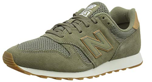 New Balance Ml373cvg, Zapatillas para Hombre, Verde (Covert Green/Veg Tan Cvg), 40.5 EU