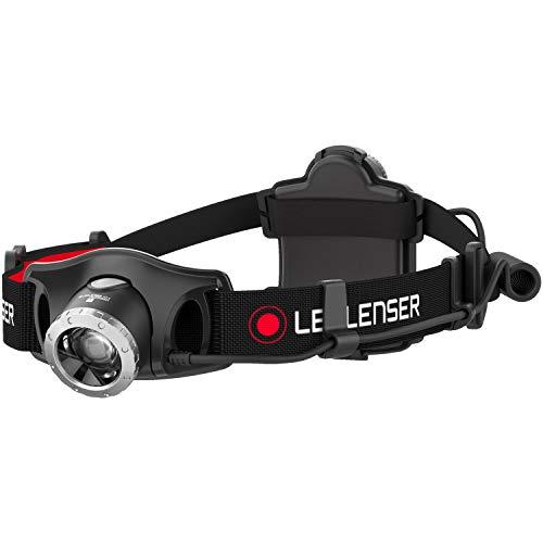 LedLenser - H7.2 Headlamp, 5- 250 Lumens, Black