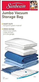 Home Basics SB10721 Vacuum Bag Jumbo 1 Piece#44