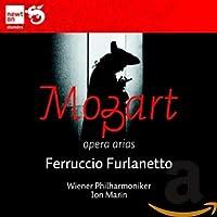 モーツァルト:バス・バリトンのためのオペラ・アリア集
