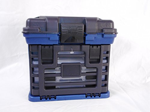 Plano 1354 4-by Rack System 3500 Stowaway Tackle Box