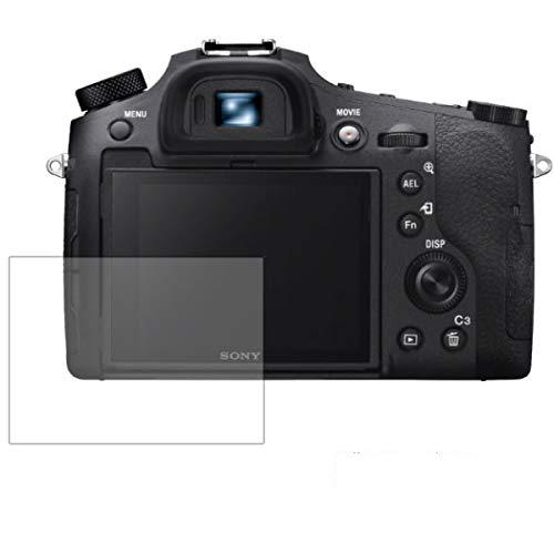 Sony Cyber-shot DSC-RX10M4 用 液晶保護フィルム 防指紋(クリア)タイプ