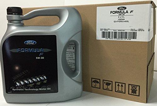 NUEVO Ford Totalmente sintético 5W30aceite de motor 20litros Fórmula F 1502266X 4