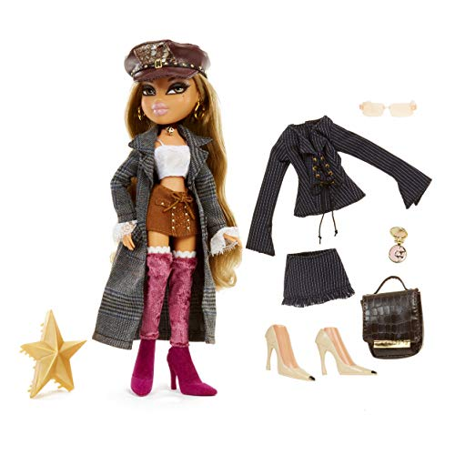 Bratz Collector Doll - Yasmin, Multicolor (554660)