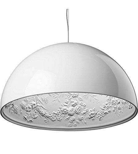 Flos Skygarden Lampe E27 105 W, Blanc