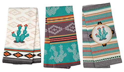 Top 10 Best Selling List for simply southwest kitchen towels