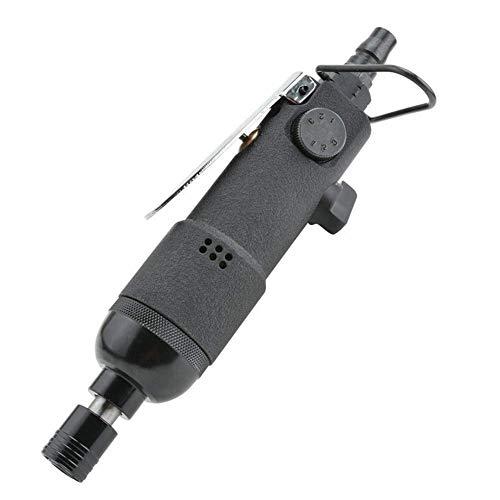 HYY-YY Portátil Practica neumático durable del destornillador neumático, 9000rpm de grado industrial Herramientas lotes de aire de gran alcance de mano industriales