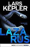 Lazarus: Schweden-Krimi von Lars Kepler