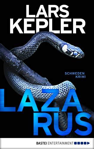 Buchseite und Rezensionen zu 'Lazarus: Schweden-Krimi' von Lars Kepler