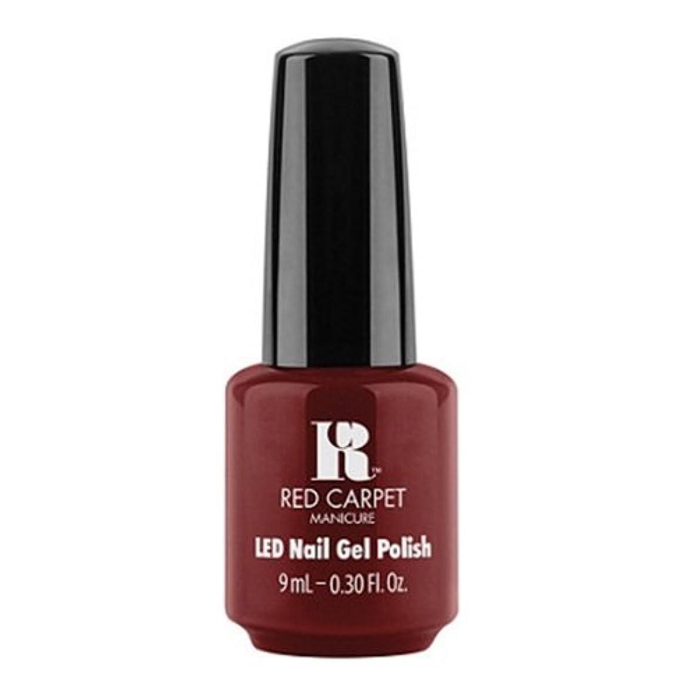 シャー自明鉄道駅Red Carpet Manicure - LED Nail Gel Polish - Keepin' It Sassy - 0.3oz / 9ml