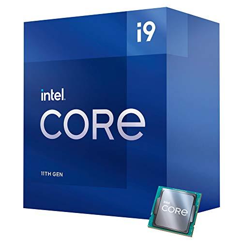 Intel Core i9-11900 Desktop Processor 8 Cores up to 5.2 GHz LGA1200 (Intel 500 Series & Select 400 Series Chipset) 65W