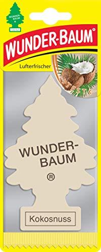 HP-Autozubehör 134204 Wunder-Baum Lufterfrischer Kokosnuss