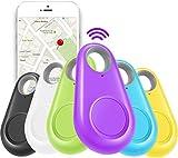 Anks Online 2Pc Smart Key Finder Locator GPS Tracking Device for Kids Boys Girls Pets Cat Dog...