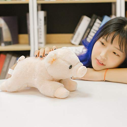 Plush Toys 1pcs 50cm Pig Doll Plush Toy Cloth Doll Piggy Pillow On The Bed Toy Figurine A Gift for A Girl's Birthday