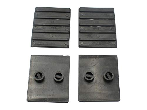 SECURA Kunststoffführungen unten kompatibel mit CMI C-HSP-8/3000 Holzspalter