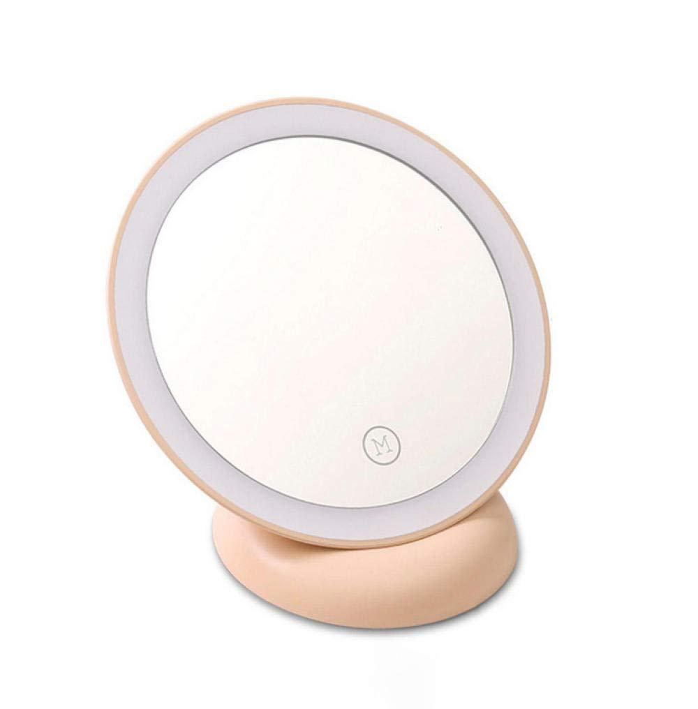 SXMO Magnetic Portable Gifts Makeup Mirror De Charging LED Convenient Regular discount