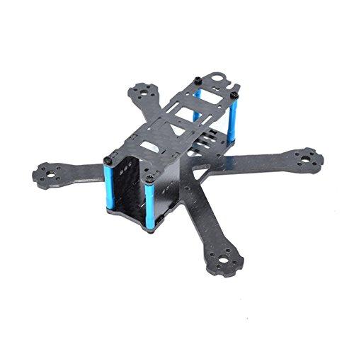 LaDicha Qav105 105Mm Fibra De Carbono FPV Racing RC Drone Frame Kit 2Mm Brazo