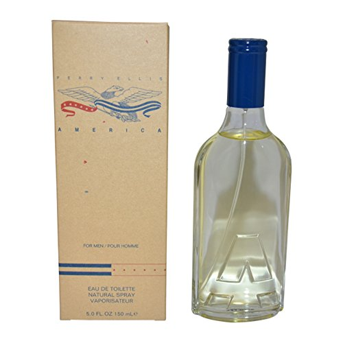 America De Perry Ellis Edt Spray 5 Oz Fragancia para Hombre