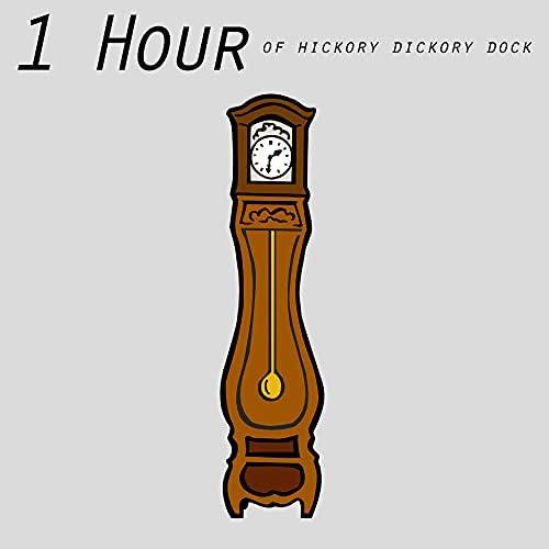 White Noise Baby Sleep, Baby Lullaby & Hickory Dickory Dock
