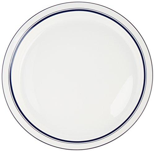 Bistro Christianshavn Blue 10.25 Dinner Plate [Set of 4] by Dansk