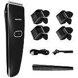 Haarschneider Herren Professionelle Haarschneidemaschine, Haarschneider-Set USB Wiederaufladbar...