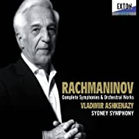 Rachmaninov: Complete Symphonies & Orchestral Works (2010-06-08)
