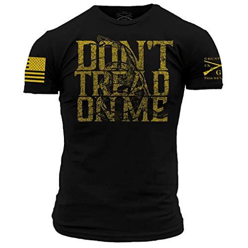Grunt Style Don't Tread On Me 2.0 - XLarge Black