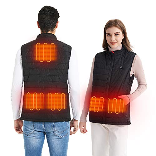 Chiliki Heatest Vest w/ Power Bank $34.99