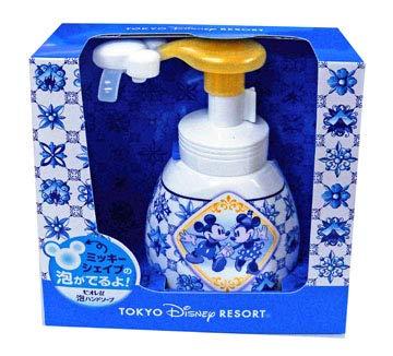 泡ハンドソープ(新デザイン) 東京ディズニーリゾート ミッキーとミニー柄  おみやげ