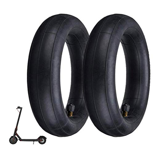 """AR-PRO (2 Pack) 8.5'' x 2"""" Inner Tubes Compatible with Xiaomi M365, Gotrax 50/75-6.1 and for Electric Scooters, Gas Scooters, Pocket Bikes, and Mobility Scooters with Extra Thick 2.0mm Butyl Rubber"""