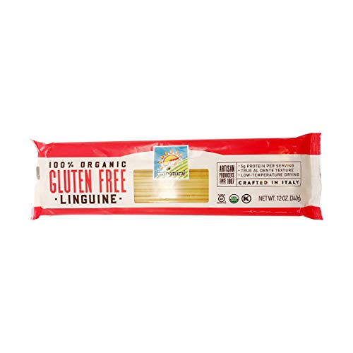 Bionaturae Organic Gluten Free Linguine, 12 oz
