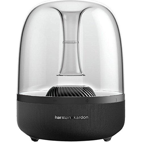Harman Kardon Aura Studio 2 - Altavoz Bluetooth, Color Negro