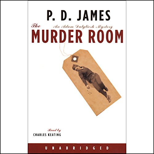 The Murder Room Titelbild