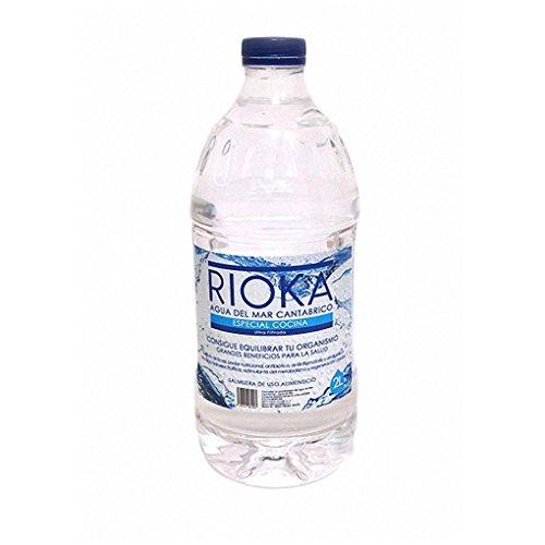 Agua de Mar Hipertónica Especial Cocina 6 Botellas 2 Litros