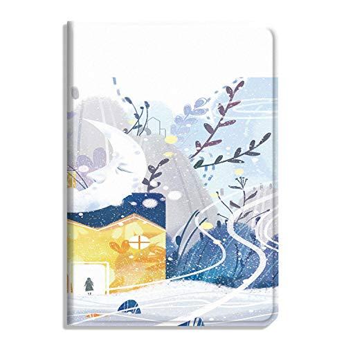 Funda protectora para iPad Air de 4ª generación 2020-A2316 A2324 A2325 A2072, soporte delgado para iPad Air 11.9 pulgadas 4ª generación Dreamy Dolor de manos
