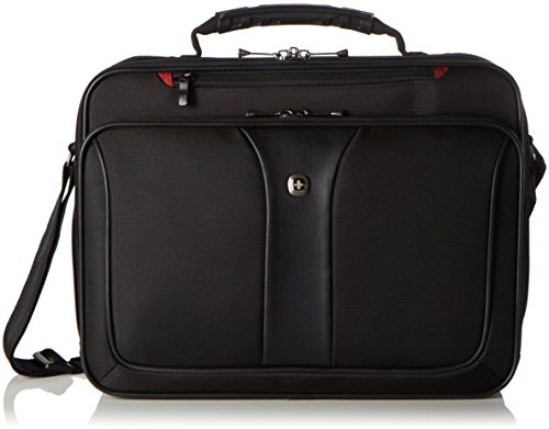 Wenger Legacy 16' elegante Business Notebook Tasche schwarz