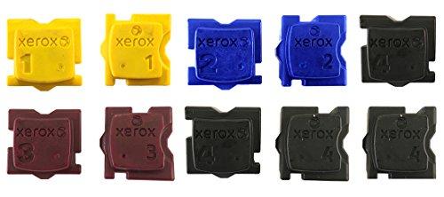 Barras de tinta sólida originales Xerox para ColorQube 8570 (2 piezas/pack). Sustituye a 108R00928