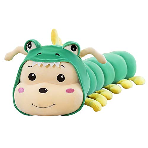 Ylight Colorido Caterpillar Big Insect Toys, Caterpillar Almohada De Juguete, Muñeca De Peluche, para Niños Regalos para