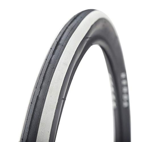 YUEDAI Neumático de Bicicleta Plegable 20x1.35 32-406 60tpi Neumáticos de Bicicleta de montaña MTB Ultralight 220g Ciclismo Llantas (Size : White)