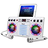 Beatbox Karaoke Machine CDG/CD+G. Built in Disco Lights. Includes 240 Song Family Party