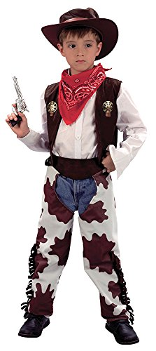 Cowboy Fancy Dress Costume Age 4-6 (disfraz)