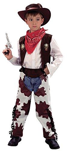 Cowboy Fancy Dress Costume Age 4-6 (disfraz)